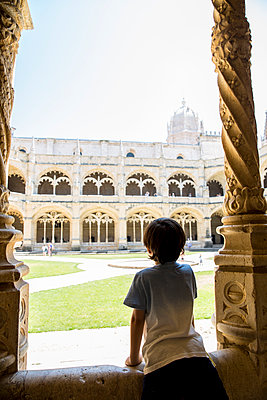 Jeronimos Monastery - p535m2020511 by Michelle Gibson