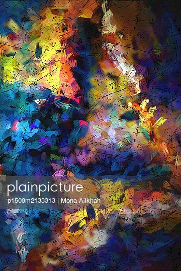 Patterns - p1508m2133313 by Mona Alikhah