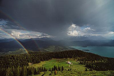 Regenbogen - p1326m2022122 von kemai