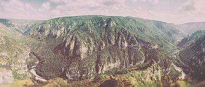 France, Gorges du Tarn - p1668m2288176 by daniel belet