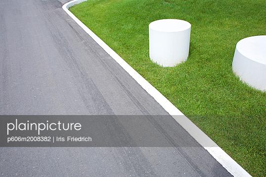 Neuer Weg - p606m2008382 von Iris Friedrich