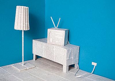 Symbolic living room - p3770051 by Holger Geys