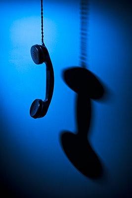 Telephone receiver - p1149m2014953 by Yvonne Röder
