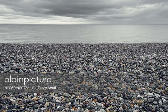 Pebble Beach - p1280m2073112 by Dave Wall