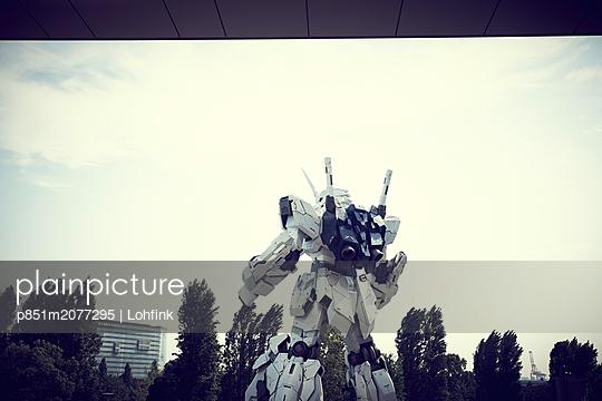 Robot - p851m2077295 by Lohfink