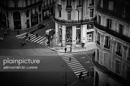 France, Paris, City view - p851m2186132 by Lohfink