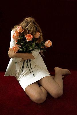 Unhappy bride - p6780004 by Christine Mathieu