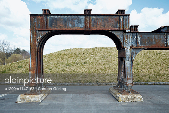 Industriedenkmal Ilseder Hütte - p1200m1147163 von Carsten Görling