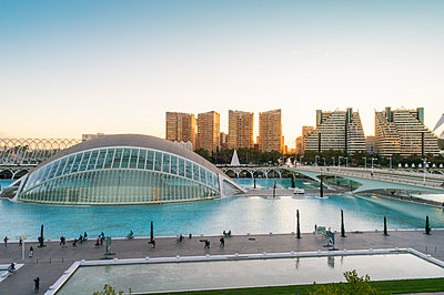 City of arts and sciences in Valencia - p1332m1539651 by Tamboly