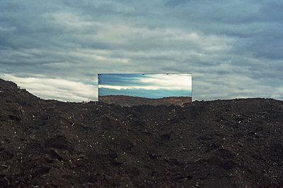 Double landscape - p1054m1193789 by Maria Kazvan