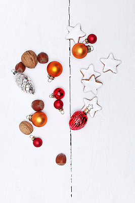 Weihnachtsschmuck - p237m754429 von Thordis Rüggeberg