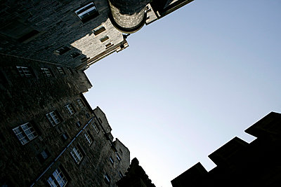 Architectural detail of castle - p3883099 by Jeffries