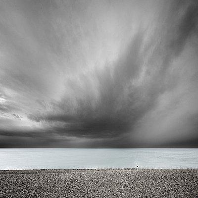 An der Küste - p1137m1497595 von Yann Grancher