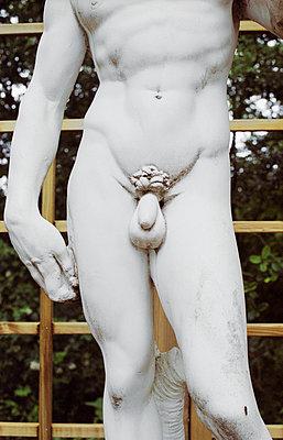 Statue - p1210m2116349 von Ono Ludwig