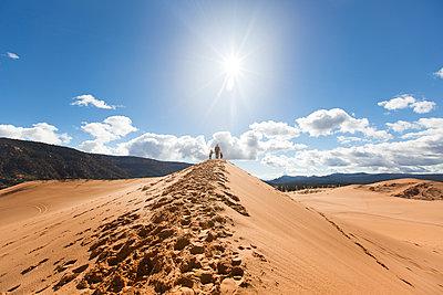 Coral Pink Sand Dunes State Park - p756m1461735 by Bénédicte Lassalle