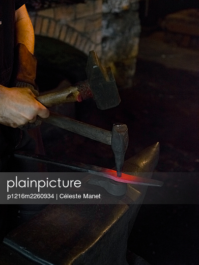Foundry work - p1216m2260934 by Céleste Manet