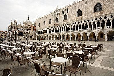 Piazza san Marco - p3300040 von Harald Braun