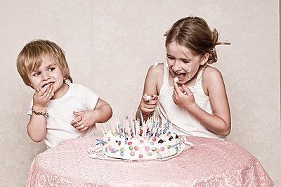 Children's birthday party - p8480023 by Frank & Steff