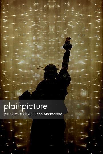 Liberty - p1028m2193676 von Jean Marmeisse