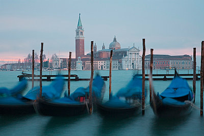 Venice in the morning - p3300422 by Harald Braun