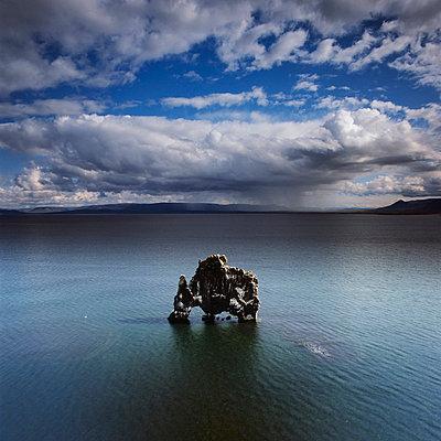 Iceland landscape - p8440123 by Markus Renner