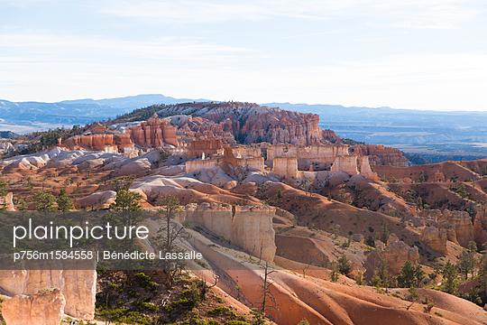 Canyon - p756m1584558 von Bénédicte Lassalle