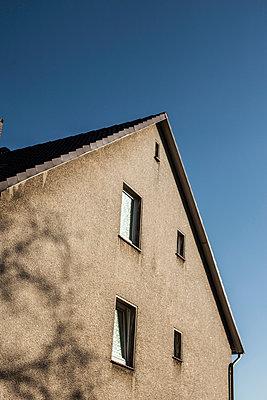 Haus - p403m890174 von Helge Sauber