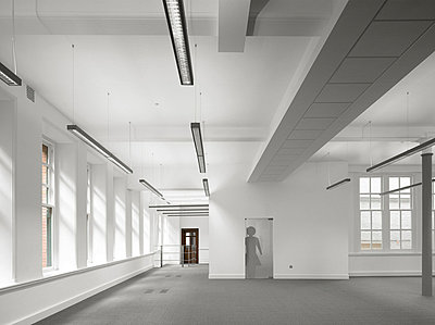 Office space at Elliot House, Manchester, Greater Manchester. - p855m664611 by Daniel Hopkinson
