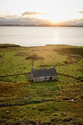 Haus an der schottischen Westküste - p1124m1491393 von Willing-Holtz