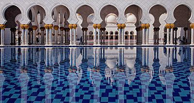 Scheich Zayed Moschee - p1653m2232319 von Vladimir Proshin