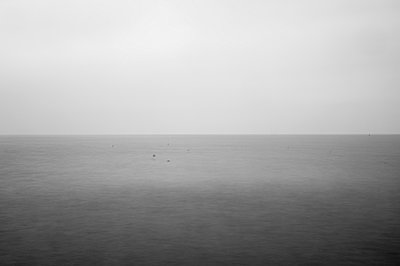 Atlantik bei Langzeitbelichtung VII - p1079m856423 von Ulrich Mertens