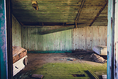Old abandoned house in West Fjords, Iceland - p1084m986860 by Operation XZ