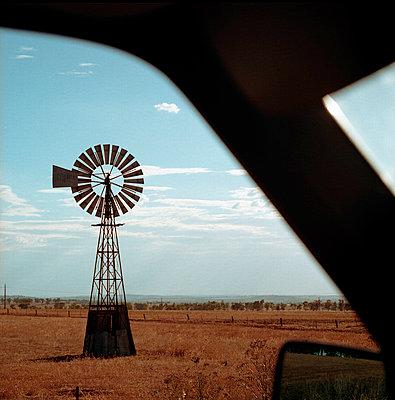 Windmühle - p1205m1032995 von Philip Gostelow
