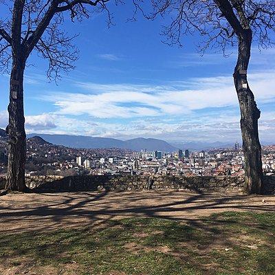 Sarajevo - p1401m2073226 von Jens Goldbeck