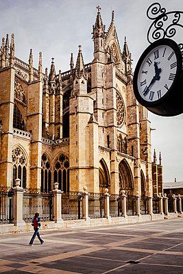 Kathedrale;  Kastilien-León - p1085m855375 von David Carreno Hansen