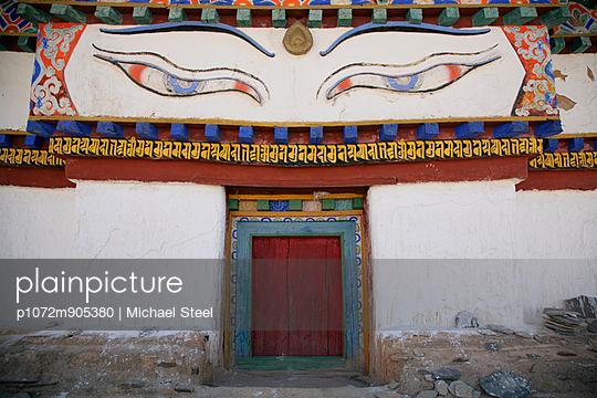 Face door - p1072m905380 by Michael Steel