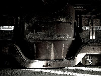 Alte Industrieanlage - p416m991146 von Stephan Jouhoff