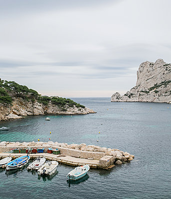 Calanque bei Marseille - p1113m1215915 von Colas Declercq