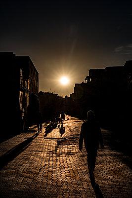 Abendstimmung in Marrakesch - p1243m1516713 von Archer