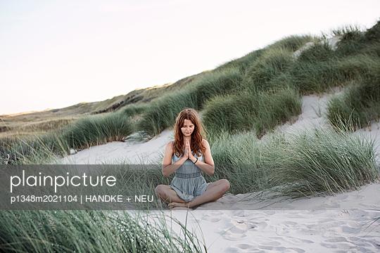 Meditation - p1348m2021104 von HANDKE + NEU