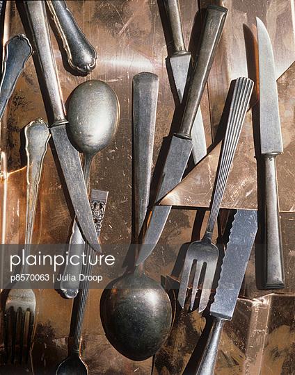 Sterling cutlery - p8570063 by Julia Droop