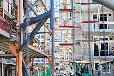 Baustelle - p1203m1475456 von Bernd Schumacher