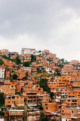 View of Medellin - p1177m2111159 by Philip Frowein