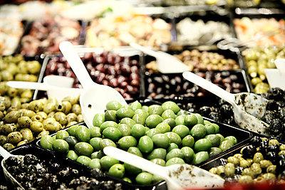 Grüne Oliven - p5500096 von Thomas Franz