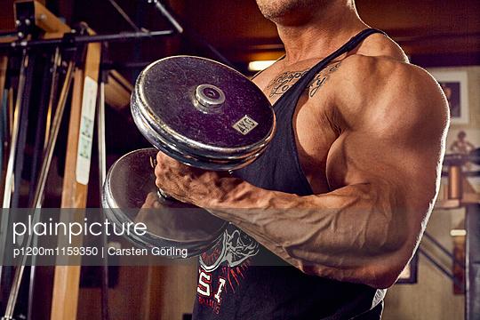 Bodybuilding - p1200m1159350 von Carsten Görling