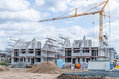 Neubaugebiet - p401m2260547 von Frank Baquet