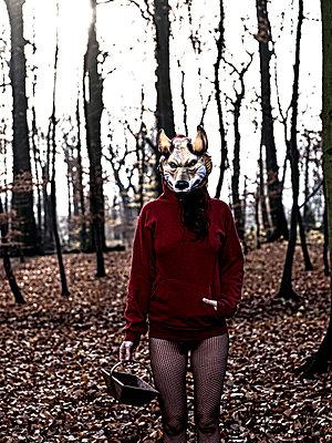 Wolfkäppchen - p551m939048 von Kai Peters