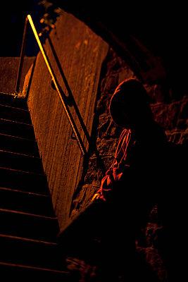 Im Tunnel - p6760133 von Rupert Warren