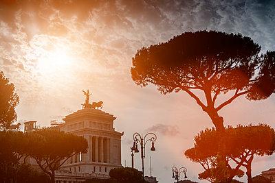 Denkmal für Vittorio Emanuele II (Vittoriano) - p1275m1172084 von cgimanufaktur