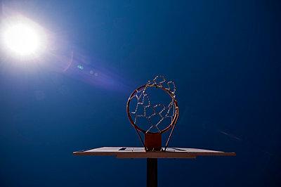 Basketballkorb - p2200840 von Kai Jabs